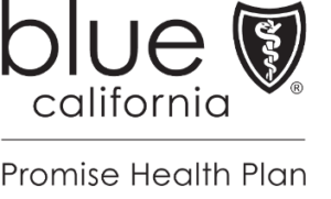 Blue California logo